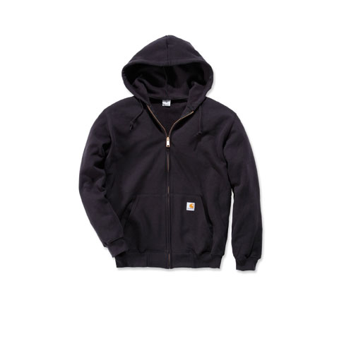 Hooded Sweatshirt Carhartt ( Zip-Front )