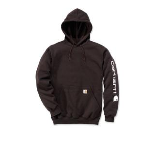 Hooded Sweatshirt Logo Carhartt